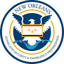 New Orleans Homeland Security and Emergency Preparedness logo